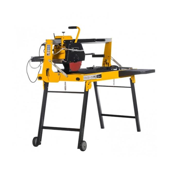 Отрезна машина за плочки и камък LUMAG STM 350-1200PRO