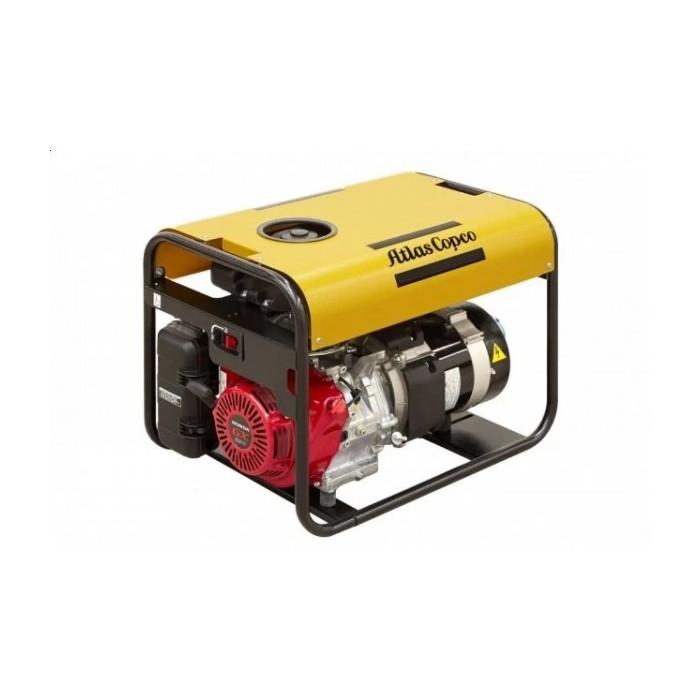 Бензинов генератор Atlas Copco QEP7,5