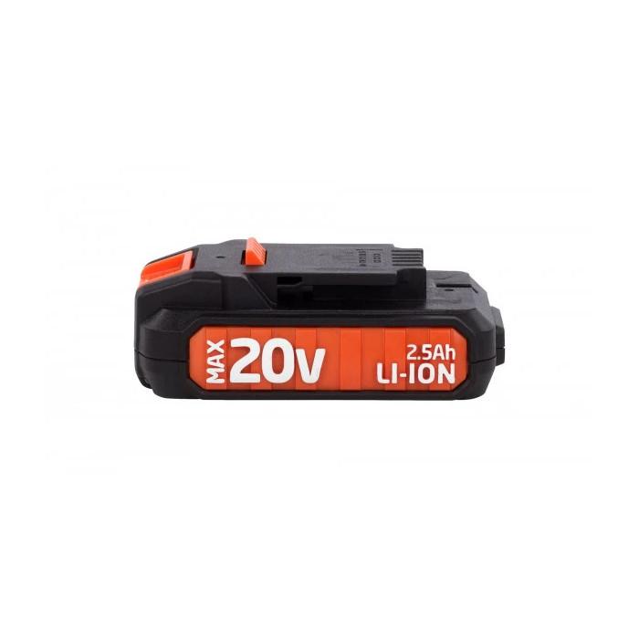 Акумулаторна батерия POWER PLUS POWDP9020 / 20V Li-Ion, 2.5Ah