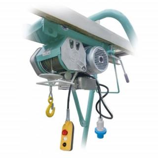 Eлектрически строителен телфер IMER G500 1500 W