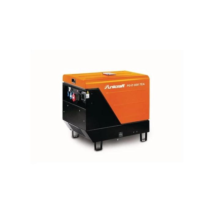 Синхронен генератор PG-D 600 TEA UNICRAFT