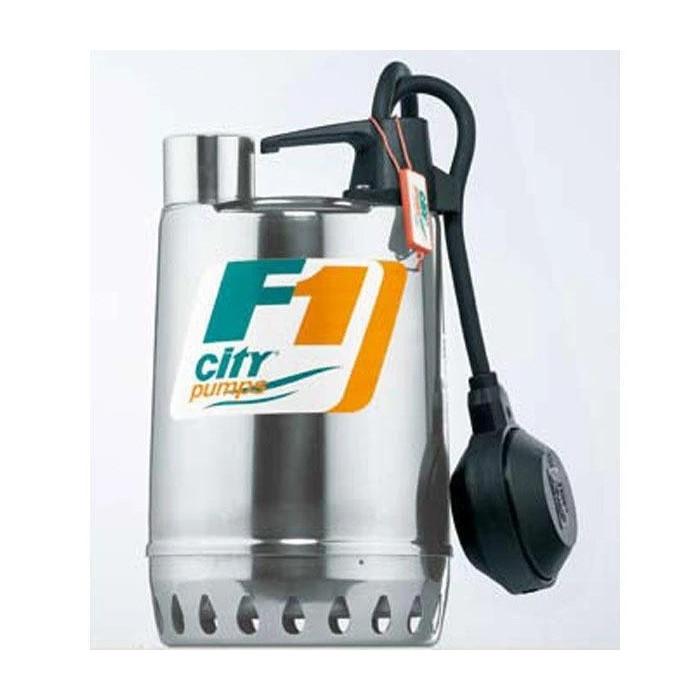 Потопяема дренажна помпа City Pumps F1/30M 250 W