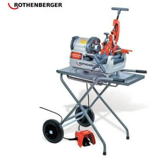 Мобилна резбонарезна машина - струг ROTHENBERGER ROPOWER 50 R