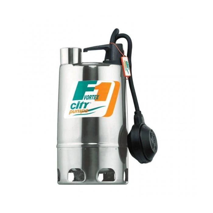 Потопяема дренажна помпа City Pumps F1/100M VORTEX 750 W