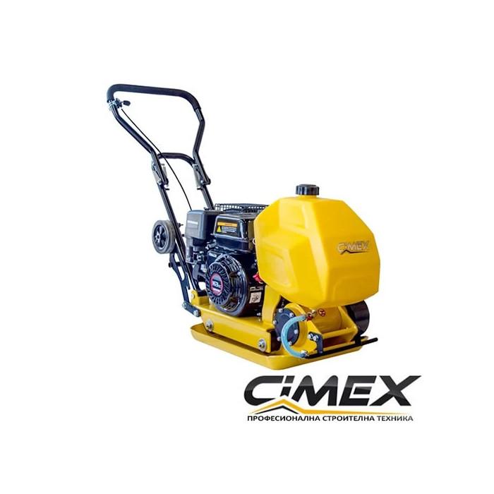 Виброплоча преден ход Cimex 65 кг. 11.0 kN -5500 vpm