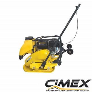 Виброплоча с преден ход CIMEX CP90 - 13 kN