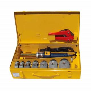 Заваръчен комплект за полипропилен DYTRON POLYS P-4a 850W профи