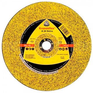 Диск за рязане на метали KLINGSPOR Kronenflex A 24 Extra