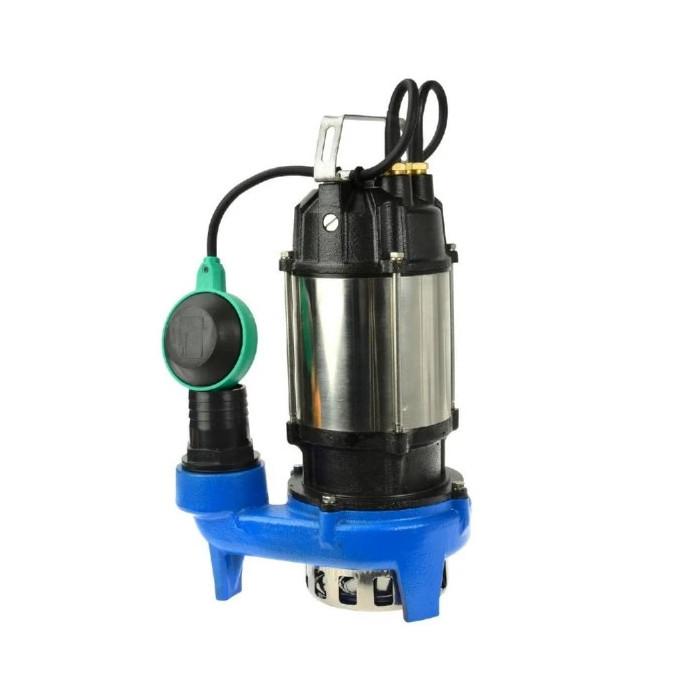 Потопяема помпа за мръсна вода с поплавък GEKO WQD8-8-0.55