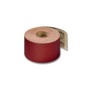 Шкурка на хартия червена KLINGSPOR PL 28 C - P120 / 115x50000 мм