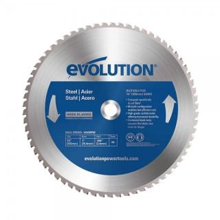 Диск за рязане на стомана Evolution 66TBlade 355мм
