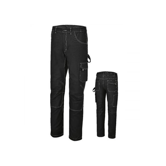 Работен панталон от стреч тясна кройка Beta Tools 7880 SC