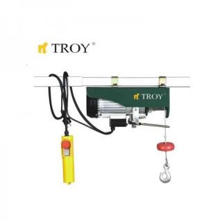 Електрическа лебедка Troy 19700 / 1000 W / 250 - 500кг