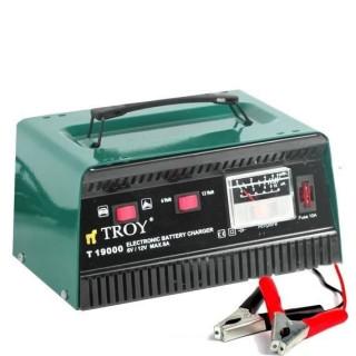 Зарядно за акумулатор TROY 19000 / 6V-12V DC