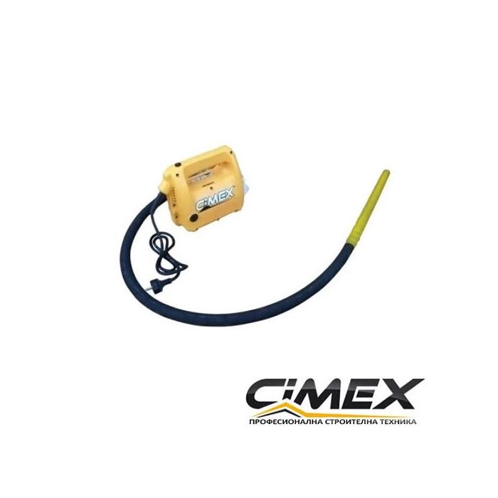 Вибратор за бетон, ф45 CIMEX VP4540