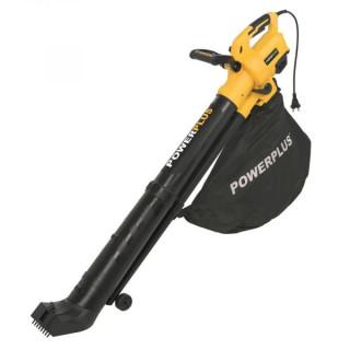 Духалка за листа POWER PLUS POWXG4038 / 3.3 kW