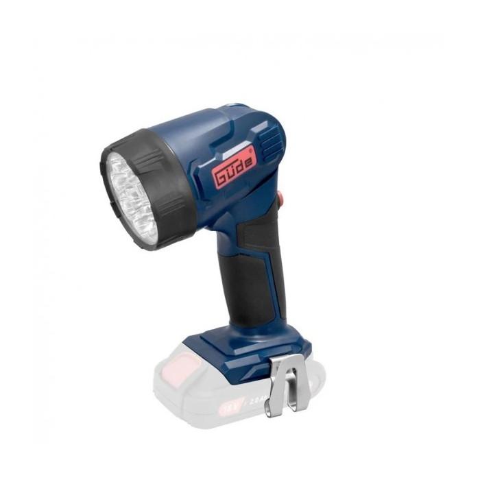 Акумулаторна LED лампа GÜDE L 18-0 / 18 V