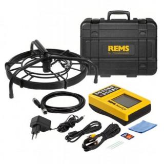 Камера инспекционна REMS CamSys Li-Ion Set S-Color 30 H 2.5 Ah