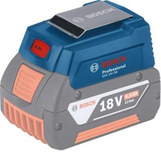 Адаптер за батерия Bosch GAA 18V-24 USB Professional