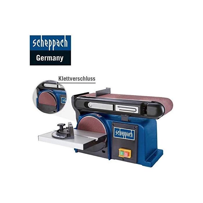 Лентов и дисков шлайф Scheppach BTS900 / 370 W
