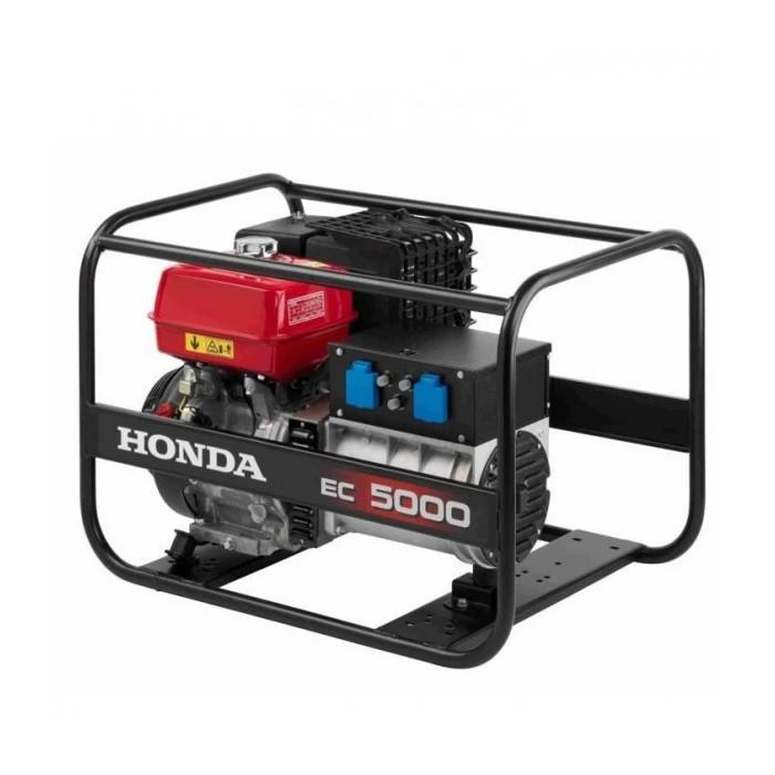 Бензинов генератор Honda EC5000 6.7к.с.